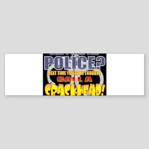 DONT LIKE Sticker (Bumper)
