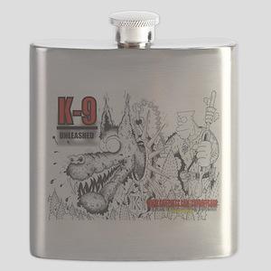 K9 UNLEASHED Flask