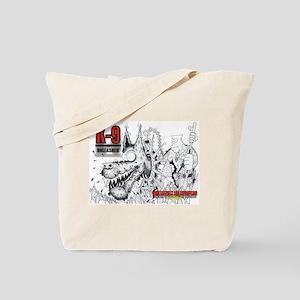 K9 UNLEASHED Tote Bag