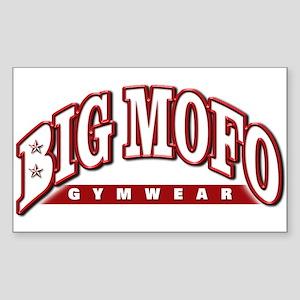 BIG MOFO Sticker