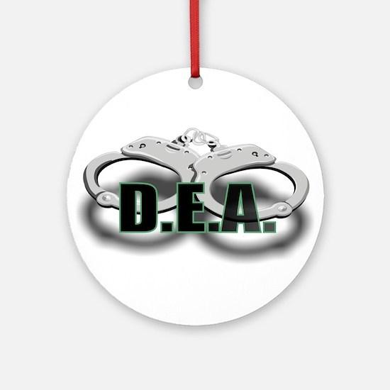 DEA1.jpg Ornament (Round)
