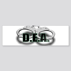 DEA1 Sticker (Bumper)