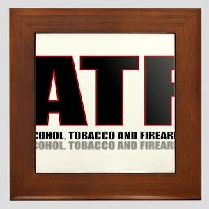 XXATF Framed Tile