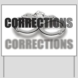 CUFFSCORRECTIONS.jpg Yard Sign
