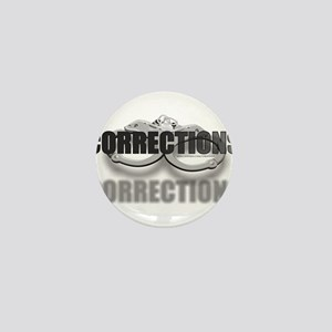 CUFFSCORRECTIONS Mini Button