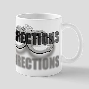 CUFFSCORRECTIONS Mug