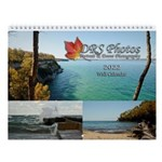 Any Year Dog Wall Calendar