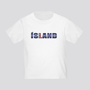 Iceland Toddler T-Shirt