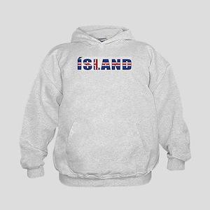 Iceland Kids Hoodie
