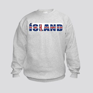 Iceland Kids Sweatshirt