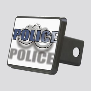 CUFFSPOLICE Rectangular Hitch Cover