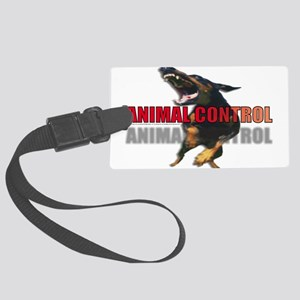ANIMCON Large Luggage Tag