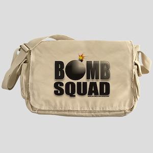BOMBSQUADBLACKBOMB Messenger Bag
