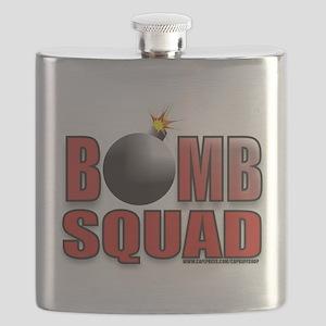 BOMBSQUADREDBOMB Flask