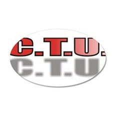 CTU2.jpg Wall Decal