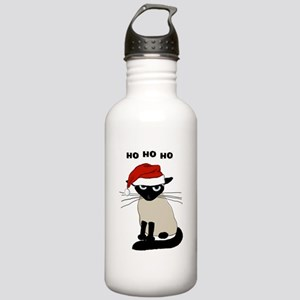 Siamese Santa Claws Stainless Water Bottle 1.0L
