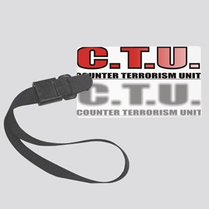 CTU3 Large Luggage Tag