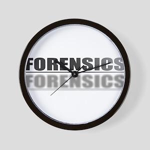 FORENSICS Wall Clock