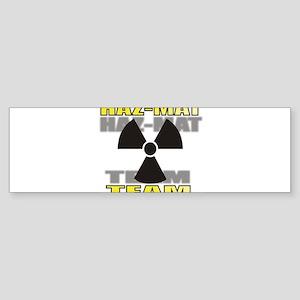 HAZMAT1 Sticker (Bumper)