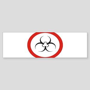 RADIOACTIVE3 Sticker (Bumper)
