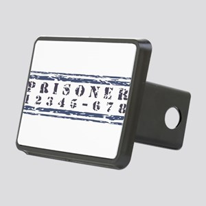 prison2 Rectangular Hitch Cover