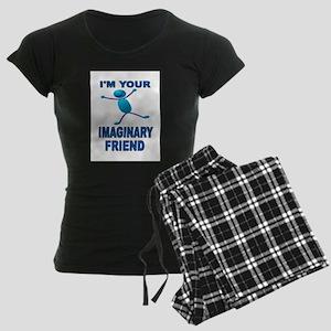FRIEND Women's Dark Pajamas