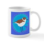 snowy plover Mug