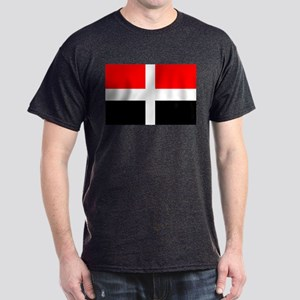 Val dAosta independence flag Dark T-Shirt
