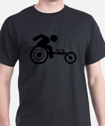 Wheelchair Racing T-Shirt