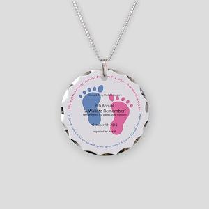 WTR Necklace Circle Charm