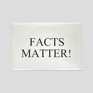 Facts matter! -Joe Biden Rectangle Magnet