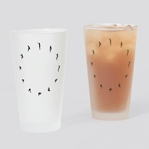 Flip Around Drinking Glass