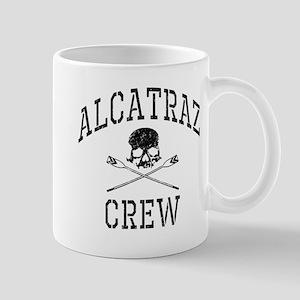 Alcatraz Crew Mug