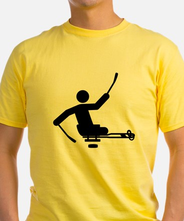 Physically Challenged Sled Hockey T
