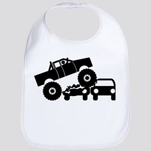 Monster Truck Bib