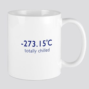 Totally Chilled - Celsius Version Mug
