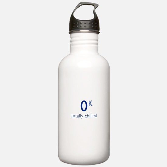 Totally Chilled - Kelvin Version T Shirt Water Bottle