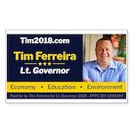 Tim 2018 - Picture Sticker (Rectangle 10 pk)