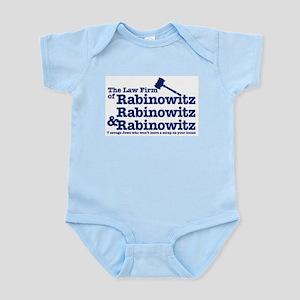 Rabinowitz Law Firm - Infant Creeper