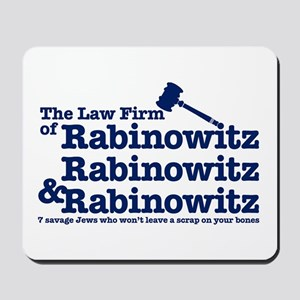 Rabinowitz Law Firm - Mousepad
