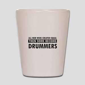 Drummers Designs Shot Glass