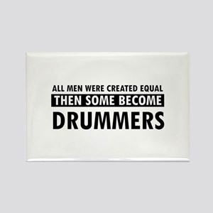 Drummers Designs Rectangle Magnet