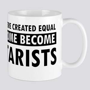 Guitarists Designs Mug