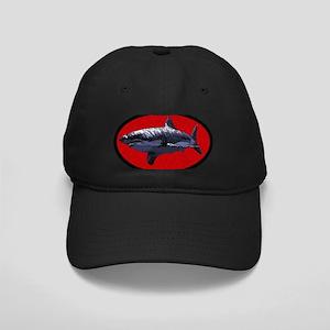 GREAT WHITE SHARK Black Cap
