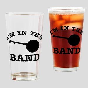 Banjo Gift Items Drinking Glass