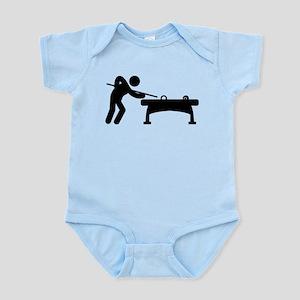 Billiard / Pool Infant Bodysuit