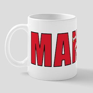 Isle of Man (Manx) Mug
