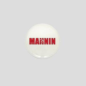 Isle of Man (Manx) Mini Button