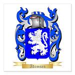Adamsen Square Car Magnet 3