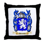 Adamsky Throw Pillow